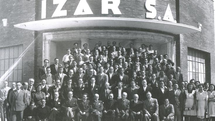 Zornotzako Izar enpresa, bide luze baten urteurrena