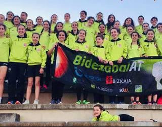 Asteburuan Euskadiko atletismo txapelketa lehiatuko dute Durangon