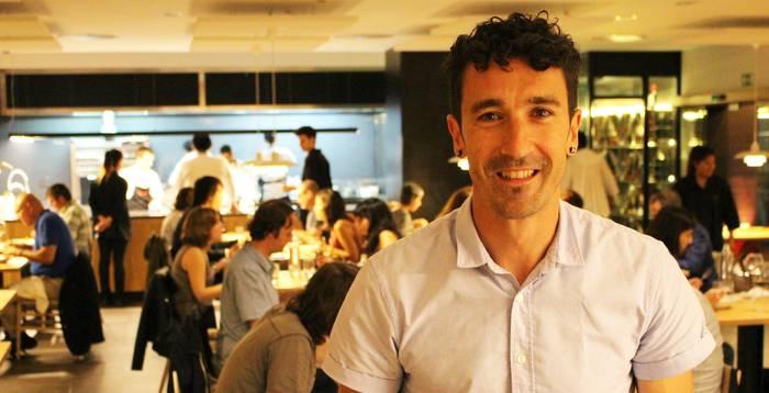 Eneko Atxa sukaldari zornotzarrak Espainiako Gastronomia Saria irabazi du