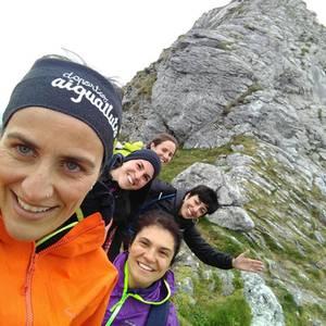 200 partaide batuta arrakasta edukitzen dabil Zaldai Mendi Erronka
