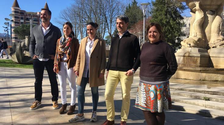 2021eko aurrekontu parte-hartzaileak 100.000 eurora arte jaitsi direla kritikatu du Durangoko EAJk