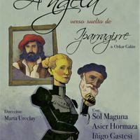 'Angela, verso suelto de Iparragirre'