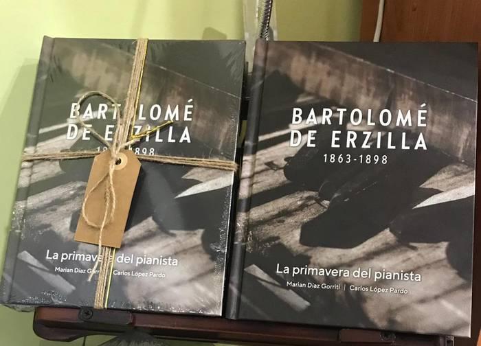Bartolome Ertzillari buruzko liburuaren bigarren edizioa aurkeztuko dute