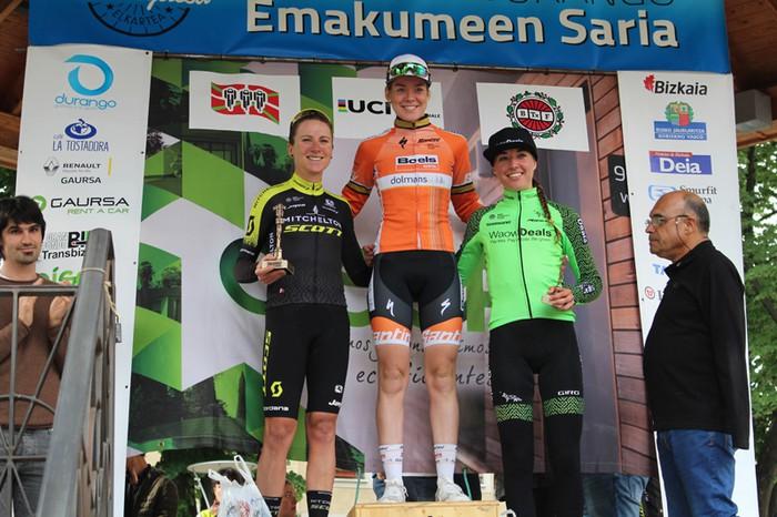 Van der Breggenek irabazi du Klasikoa eta Isasi onena izan da tarteko helmugetan - 2