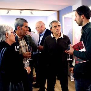 Hontza museoko gela berrian 30. urteurrena ospatu dute