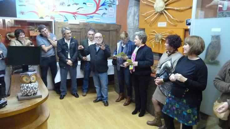 Hontza museoaren inaugurazioa