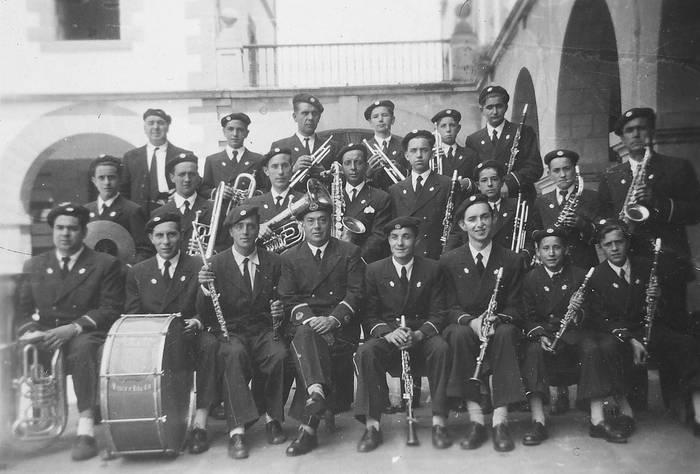 43 urteren ondoren, Zornotzak musika banda du berriro ere