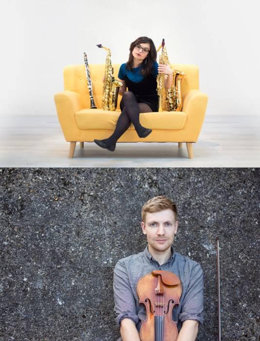Maria Luzuriaga, James Findlay