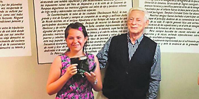 Maddi Zubizarreta Euskadiko xakelari onenen artean 12 urtegaz