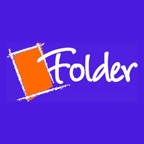 FOLDER PAPER-DENDA logotipoa