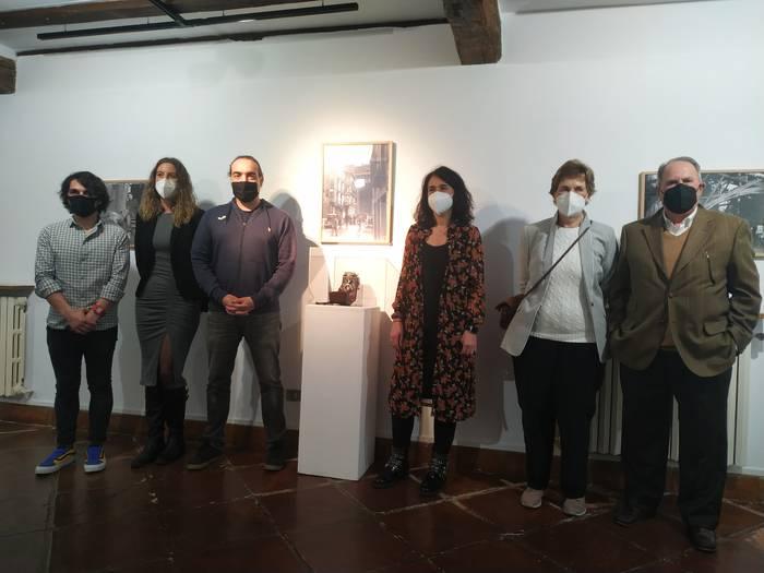 84 urteren ostean, Durangora itzuli da José María Anzola 'Antzola' argazkilariaren kamera