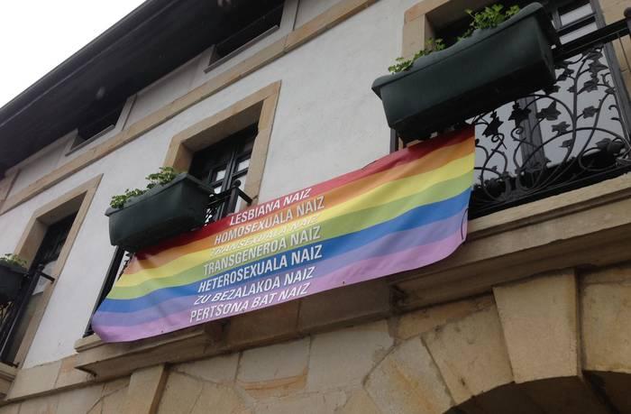 Homofobia eta transfobiaren kontra, Abadiñon