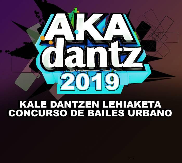 Akadantz-XI. Kale Dantzen lehiaketa