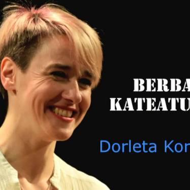 Dorleta Kortazar ipuin kontalaria