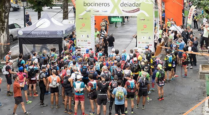 Alex Txikon alpinista omenduko dute Bocineros-Deiadar Xtreme ultra trailean