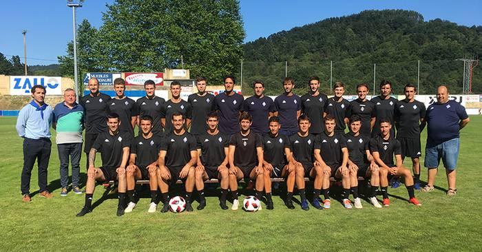 Aurrealdea eta defentsa indartzeko hainbat fitxaketa eginda, Amorebieta futbol klubak ekin dio aurtengo denboraldiari