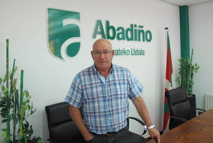 """Jose Luis Navarro: """"Abadiñoko baserrien OHZ Durangaldeko merkeena da"""""""