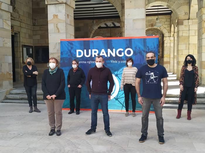Durangoko Udalak galdetegia prestatu du Plateruenaren etorkizunari buruzko ekarpenak jasotzeko