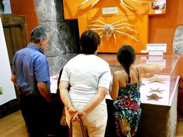 Mañariko Hontza Museoan Gabonetako postal lehiaketa abiatu dute