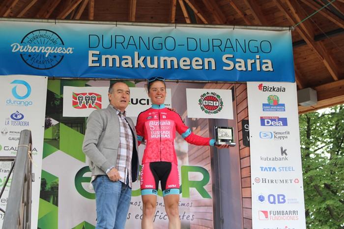 Van der Breggenek irabazi du Klasikoa eta Isasi onena izan da tarteko helmugetan - 5