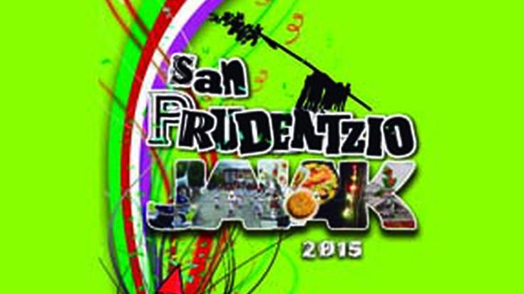 San Prudentzio jaiak 2015