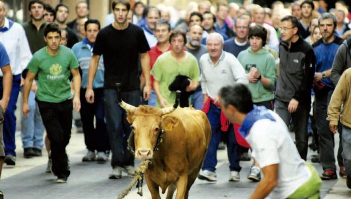 Sokamuturraren aurkako manifestaziorako deia egiten ari dira Durangon