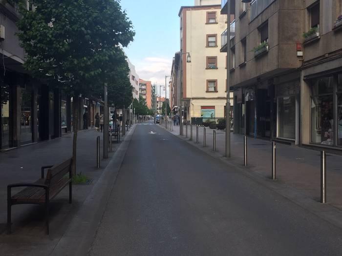 Negozioei eta autonomoei bideratutako diru-laguntzak atera ditu Durangoko Udalak, 500.000 euroko diru-poltsa batetik