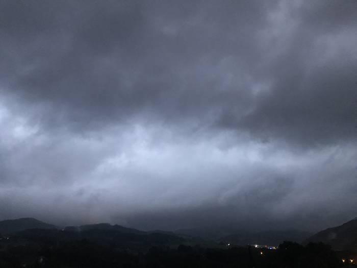 Ekaitz aktiboenak txingorra utzi du Durangon