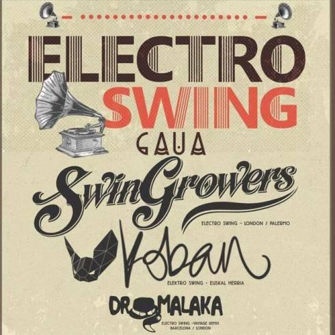 ElectroSwing gaua