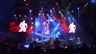 Euro baten truke Gun N' Roses taldea ikusteko aukera