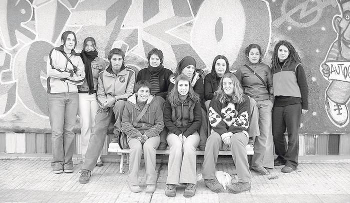 Hiltegixe Gaztetxea, herriko gazte feministen topaleku