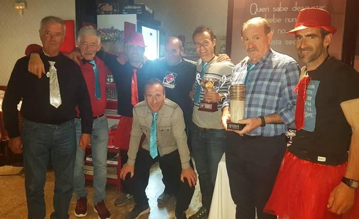 San Miguel taldeak eta Iñigo Urielek irabazi dute eskualdeko bolo txapelketa