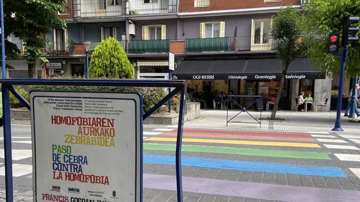 LGTB mugimendua Durangaldean: memoria historikorako datu batzuk
