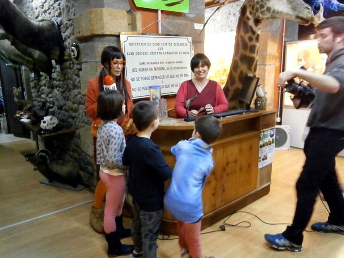 Hontza museoak eta EITBk akordioa sinatu dute