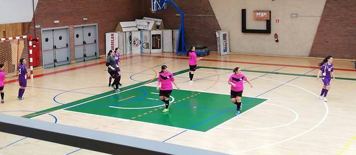 Zornotzan emakumeen areto futbol torneoa jokatuko dute asteburuan