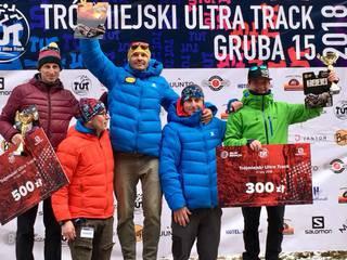 Zigor Iturrietak podiumean amaitu du Poloniako ultra tracka