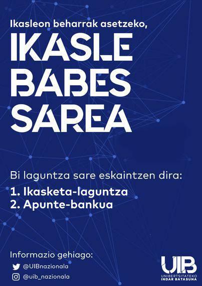 Ikasle Babes Sarea