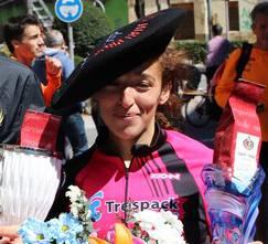 Boulaid-ek hirugarren urtez jarraian irabazi du Iurretako Hiri Proba emakumeetan