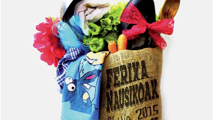 Elorrioko Ferixa Nausikoak 2015