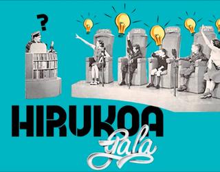 Hiruko Gala lehiaketa egingo du Berbarok azaroaren 28an Plateruenean