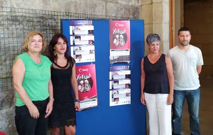 Espainiako Arte Eszenikoen saria jaso duen Marie de Jongh eta MAX saria jaso duen Kukai, besteak beste, San Agustinen