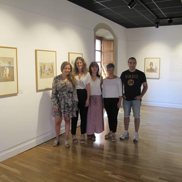 Dali margolariaren 30 obra baino gehiago ikusgai egongo dira Durangoko museoan