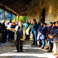 Ohiturazko errematagaz ospatuko dute San Anton eguna Garain