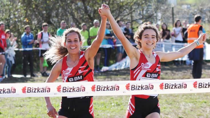 Irene Loizatek irabazi du Euskadiko Kros txapelketa