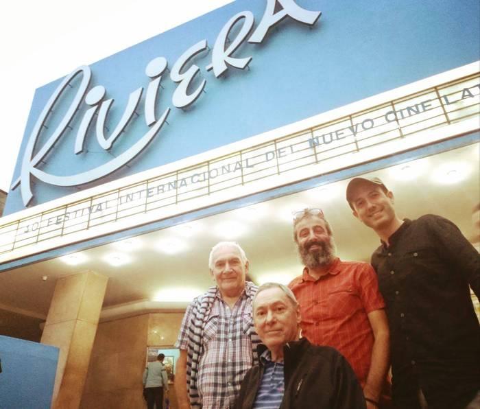 'Gure Oroitzapenak' film kolektiboa Habanako zine jaialdian aurkeztu dute