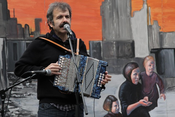 Joseba Tapia eta Besamotzak