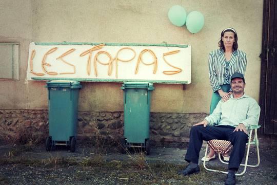 'The tapas'