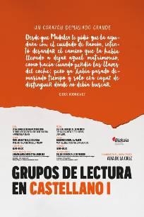 Grupos de lectura en castellano (I)
