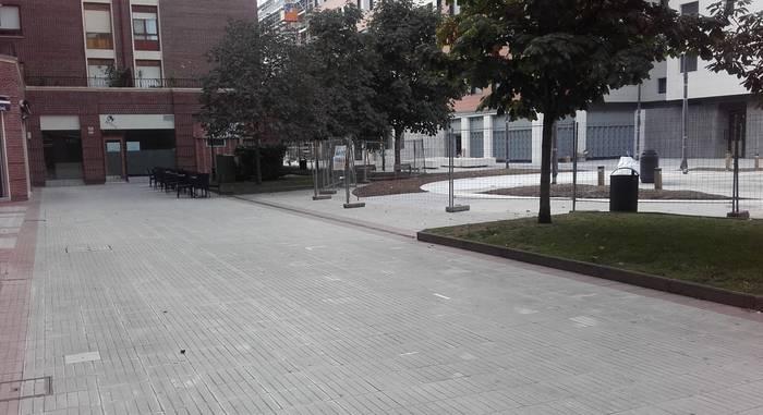 Zornotzako Anboto kalea urbanitzatzeko lanak otsailerako amaituta egongo dira