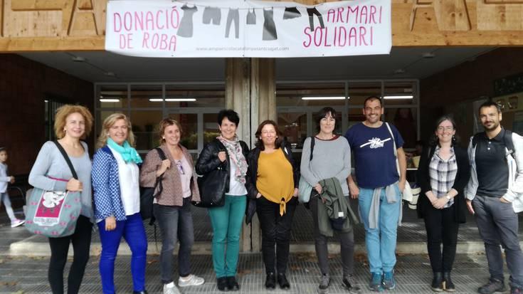 Kataluniako jantokien gestio deszentralizatua ezagutzeko bidaian egon da Berton Bertokoa